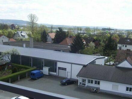 Halle 1200 qm in 96146 Altendorf, mit Rolltor, von privat zu vermieten