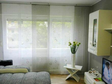 Top gepflegte und neu renovierte 2 Zimmer-Wohnung inclusive kompletter Einrichtung!