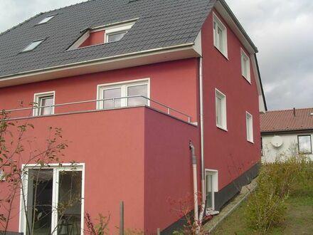 Bild_möbilierte 1 Raum Wohnung mit Terrasse