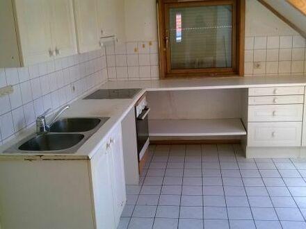 3 Zi. Dachgeschoss-Wohnung in Bad Rappenau (Zimmerhof) zu verkaufen
