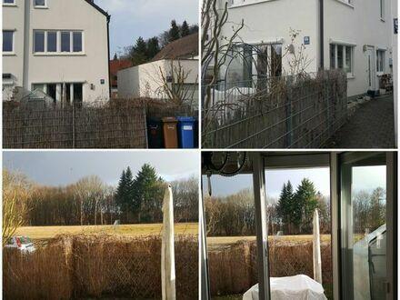 Modernes helles kleine Haus über 4 Etagen im Grünen - Allacher Lohe