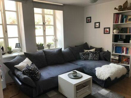 Vollmöbliertes 1-Zimmer Apartement in Zweibrücken City