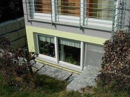 2-Zimmer Untergeschoss-Wohnung in Nehren bei Tübingen