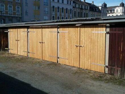 Garage (auch als Lagerraum) in Plauen zu vermieten