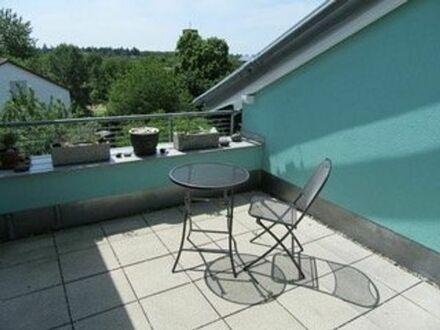 3-Zimmer-Maisonette-Eigentumswohnung m. Dachterasse u. Balkon