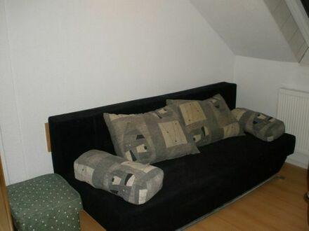 Vermiete vollausgestattetes Apartment in Frankenberg (nähe Bahnhof) an BW Angehörige
