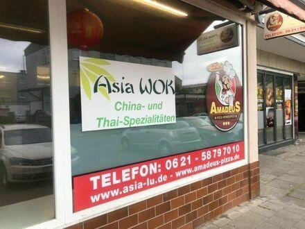Laden, Pizzeria, Asia Imbiss in Gartenstadt