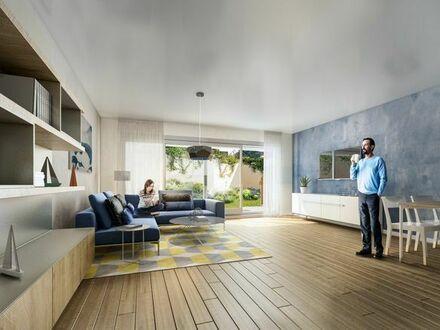 Moderner Wohntraum 3-Zi.-Whg mit Terrasse und Gartenanteil mitten in München-Neuhausen