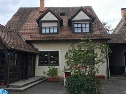 1-ZImmer-Wohnung in Tennenlohe ab sofort frei Kochnische, WC,Dusche, Abstellraum, Keller, Stellplatz