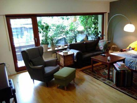 HD.-Pfaffengrund: Neu renovierte 4 Zi.-Wohnung, Küche, Bad inclusive. Stellplatz und großem Balkon