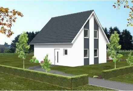 Für die kleine Familie in Ausführung KfW 55! mit 117 m2, INKLUSIVE BODENPLATTE !! Schlüsselfertig !!
