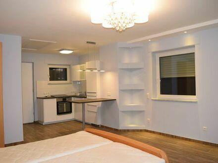 Sanierte und möblierte 1 Zimmer Apartment Wohnung mit 32,00 m2