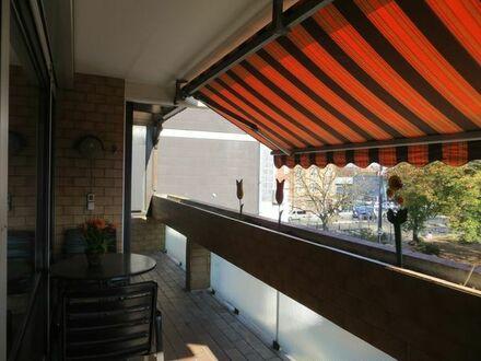 Schöne 3 Zimmer-Wohnung mit großzügigem Balkon und Einzelgarage (Provisionsfrei)