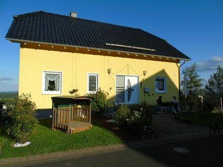 Wunderschönes Einfamilienhaus mit sehr schöner Aussicht