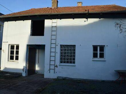 Werkstatt Haus Rückgebäude