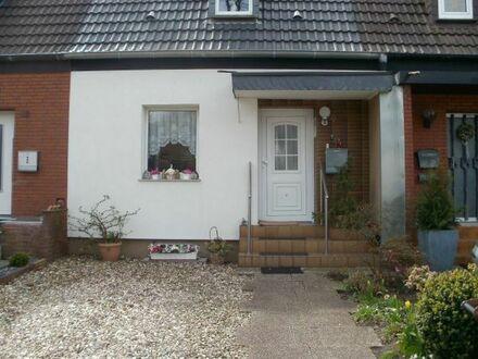 kleines Reihenmittelhaus mit Garten: für Singles oder Paare