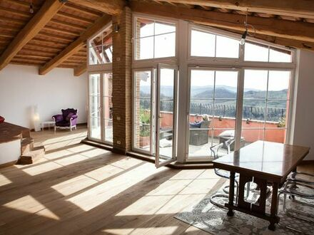140 m2 Penthouse Wohnung in der Toskana