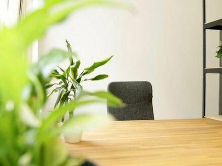 Co-Working Platz oder Privatbüro Büro Einzelbüro (31qm)
