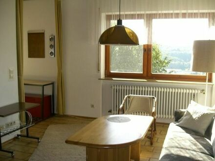 Möbliertes Single-Appartement Pforzheim-Eutingen Südhang an Wochenendpendler NR ab 01. Mai 2018