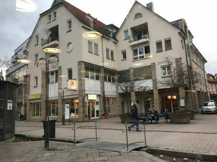 2 Zimmer Wohnung auch als Büro Fläche zu vermieten in Zentrum am Hundertwasserbau Ca. 85 qm 1.OG