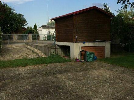 Wochendgrundstück/Wohnwagenstellplatz am Eicher-See; voll erschlossen; bebaubar