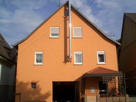 Schönes Haus zu verkaufen in Kupferzell/Teilort ohne Garten