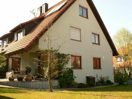 Doppelhaushälfte, Oberreichenbach, ruhig, gepflegt, viele Extras