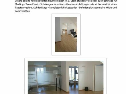 Seminar- und Meeting Räume im Herzen Münchens Haidhausen