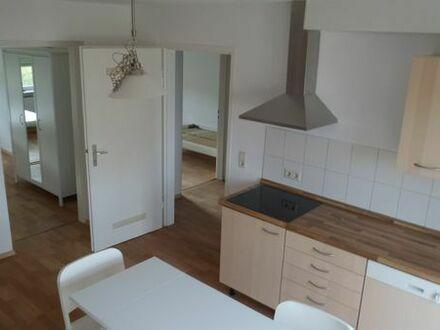 Möblierte 1,5 Zimmer im DG einer 3-er WG (Maisonette Wohnung)