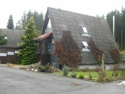 Einfamilinhaus / Nurdachhaus, dauerbewohnbarer Wohnsitz auf 408qm Grundstück