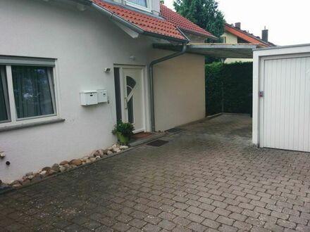 Vermiete an WE-Pendler 1 Zi-Wohnung möbeliert