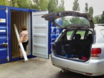 Lagerraum in Wiesloch - Self Storage - Garage - Lagerbox - Container - Lager - Mietlager