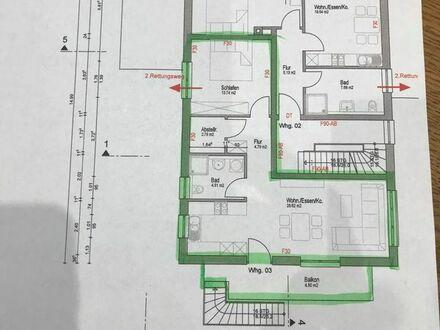 2-Zimmer Wohnung im Herzen von Paffrath zu vermieten