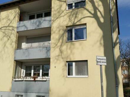 Helle 4-Zimmer-Maisonette-Wohnung mit Balkon in Mannheim