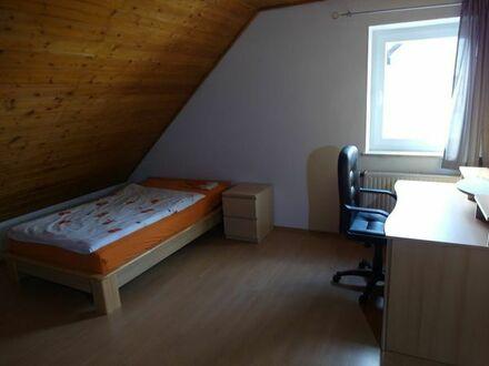 Möbliertes Apartment ab 01.08.19 zu vermieten für Studenten und Wochenend-Heimfahrer