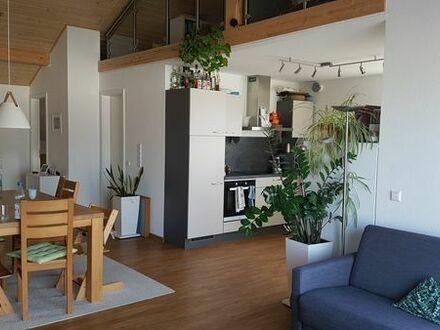 Helle Traumwohnung (ca. 135 qm, 4 Zimmer) + Dachterrasse ab 01.10.