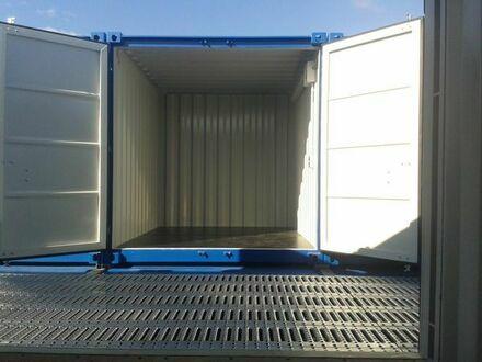Lagerraum - Miniwerkstatt für Privat und Gewerbe mit Licht-Strom