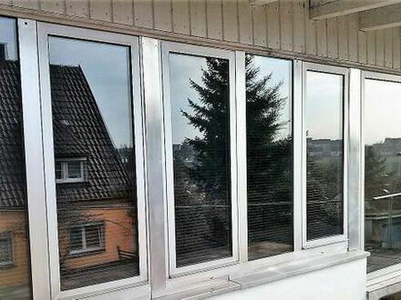 Voll möblierte Wohnung /Appartment mit Terrasse für Wochenendheimfahrer