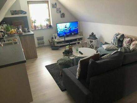 2-Zimmer DG -Wohnung