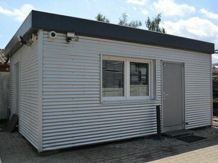 Bürocontainer Verkaufsraum Wohncontainer Verkaufsbüro ca. 30m²