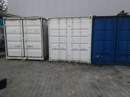 Lagercontainer ca. 15 qm provisionsfrei zu vermieten