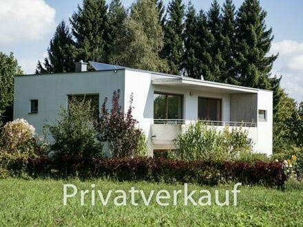 Leben im Architektenhaus am Westufer-Ammersee (Privatverkauf)