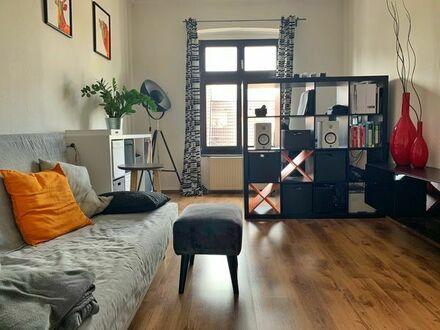 Schöne, möblierte Wohnung in Pempelfort