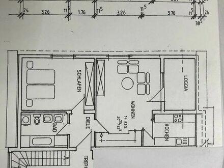 4-Zi.-Wohnung in 95482 Gefrees, PROVISIONSFREI