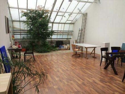 Atelierplatz im Botanikum München