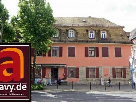 Mehrfamilienhaus in Zeitz Stadtzentrum am Goethepark, vermietet