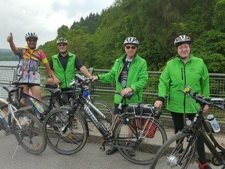 Geführte Pedelec-Radtouren im Bergischen Land und Südlichem Ennepe-Ruhr-Kreis