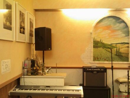 Mitnutzung von Musik-Übungsraum / Band-Proberaum / Tonstudio