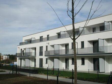 moderne 3-Zimmer-Dachgeschosswohnung mit Terasse in Vaterstetten (Erstbezug)