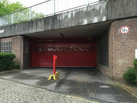 Tiefgaragenstellplatz Garage Stellplatz Tiefgarage Köln Wohnpark Westhoven Oberstr. Ziegeleiweg